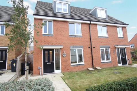 Weaving Lane, Darlington. 4 bedroom semi-detached house for sale
