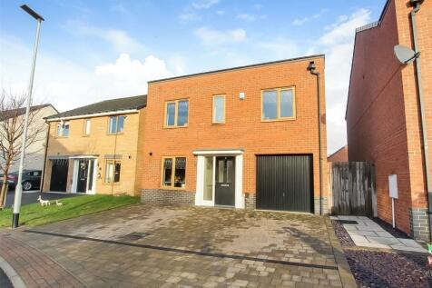 Gibb Avenue, Darlington. 4 bedroom detached house for sale