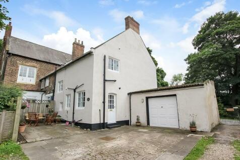 Haughton Road, Darlington. 2 bedroom semi-detached house