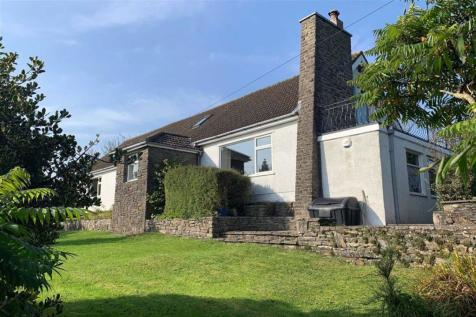 Heol Rhyddwen, Craig Cefn Parc. 5 bedroom detached house for sale