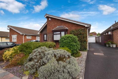 Highfield Drive, Portishead, Bristol, BS20 8JD. 3 bedroom detached house for sale