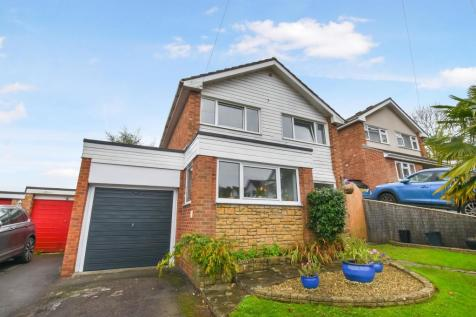Capenor Close, Portishead, Bristol, BS20 6RH. 3 bedroom detached house for sale