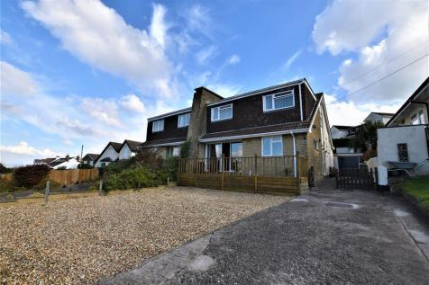 Nore Road, Portishead, North Somerset, BS20 8HA. 3 bedroom semi-detached house for sale