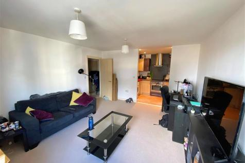 Landmark Place, Churchill Way, Cardiff. 1 bedroom apartment