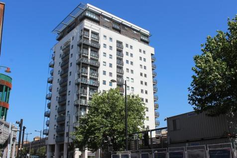 The Aspect, Queen Street, Cardiff. 2 bedroom apartment