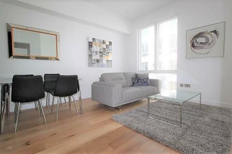 Ester Anne Place, Islington Square, London, N1. 1 bedroom apartment