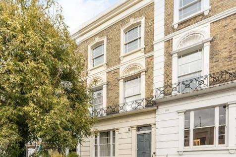 Belsize Road, South Hampstead, Nw6, London. 1 bedroom house