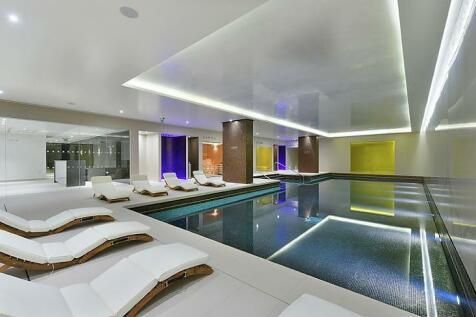Goodmans Fields, Kingwood Gardens, Aldgate, London, E1. 1 bedroom apartment