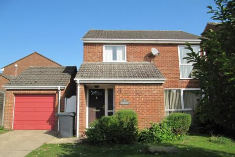 Worting, Basingstoke. 3 bedroom house