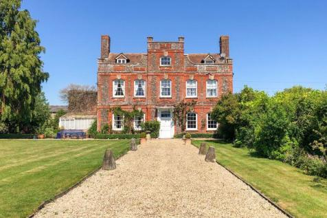 West Challow, Oxfordshire. 10 bedroom manor house