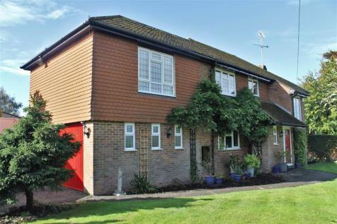 White Hill Road, Meopham, Meopham Gravesend. 5 bedroom detached house for sale