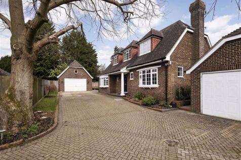 Larkfield Road, Sevenoaks, TN13. 4 bedroom detached house for sale