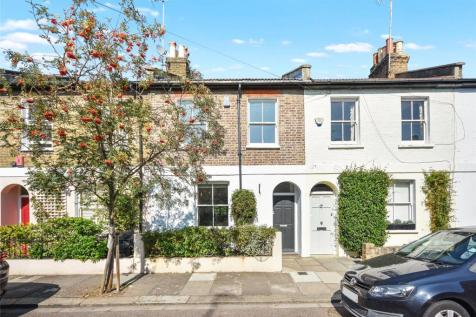 Redan Street, Brook Green, London, W14. 3 bedroom terraced house for sale