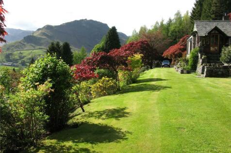 Wren's Nest, Above Beck, Grasmere, Ambleside, Cumbria. 1 bedroom detached house for sale