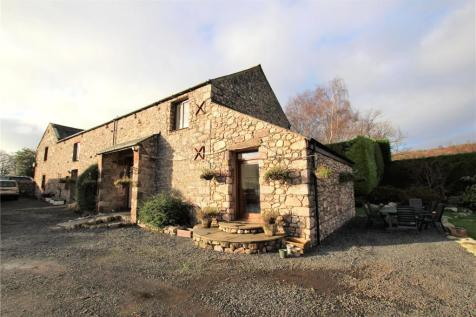 The Barn and Cottage, Sleathwaite, Irton, Holmrook. 7 bedroom detached house for sale