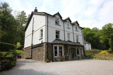 The Knoll Country House, Lakeside, Ulverston, Cumbria. 8 bedroom house for sale