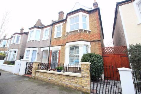 Knighton Park Road, Sydenham, SE26. 4 bedroom semi-detached house for sale