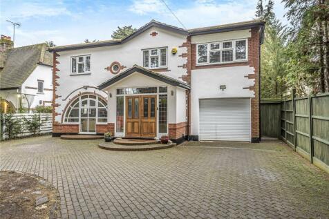 Ouseley Road, Old Windsor, Windsor, Berkshire, SL4. 6 bedroom detached house