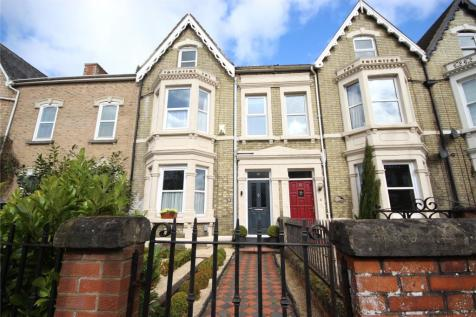 Bath Road, Old Town, Swindon, Wiltshire, SN1. 5 bedroom terraced house for sale