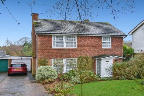Northiam, East Sussex, TN31. 3 bedroom detached house