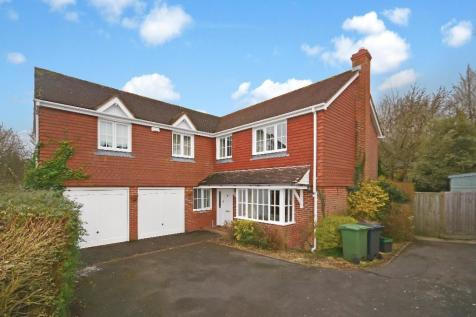 Northiam, East Sussex, TN31. 5 bedroom detached house