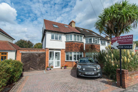 Westmead Road, Sutton. 4 bedroom semi-detached house
