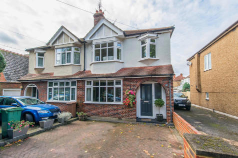 St. Barnabas Road, Sutton. 3 bedroom semi-detached house for sale