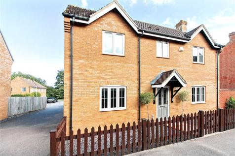 Micketts Gardens, Sittingbourne, ME10. 4 bedroom detached house