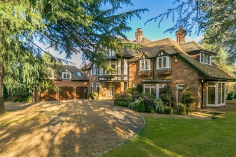 Burtons Way, Chalfont St. Giles. 7 bedroom detached house for sale