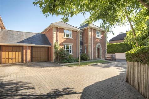 The Firs, Winchester, Hampshire, SO22. 4 bedroom detached house