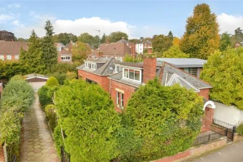 St. Faiths Road, Winchester, Hampshire, SO23. 5 bedroom detached house