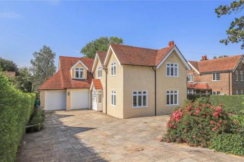 Andover Road, Winchester, Hampshire, SO22. 5 bedroom detached house