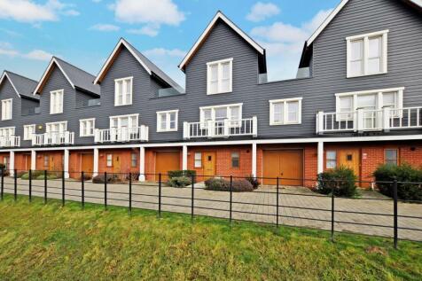 William Porter Close, Beaulieu Park, Chelmsford, CM1. 4 bedroom terraced house