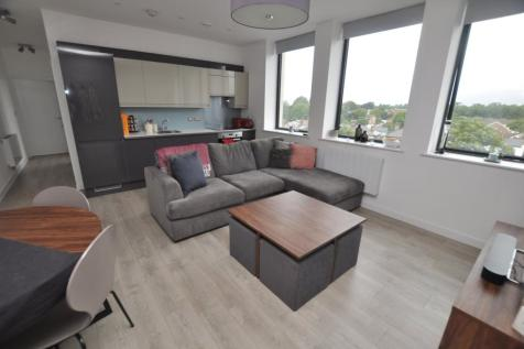 Springfield Road, Chelmsford, CM2. 2 bedroom apartment