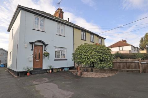 Paradise Road, Writtle, Chelmsford, CM1. 2 bedroom semi-detached house