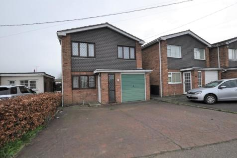 Broomfield Road, Chelmsford, CM1. 4 bedroom detached house
