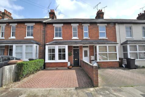 Henry Road, Chelmsford, CM1. 3 bedroom terraced house