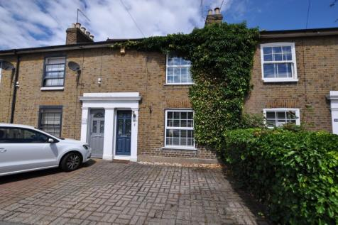 Baddow Road, Chelmsford, CM2. 2 bedroom terraced house