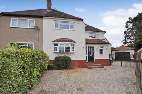 Greenways, Chelmsford, CM1. 4 bedroom semi-detached house