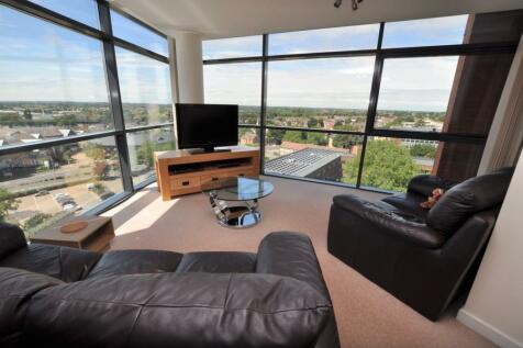 Marconi Plaza, Chelmsford, CM1. 2 bedroom apartment