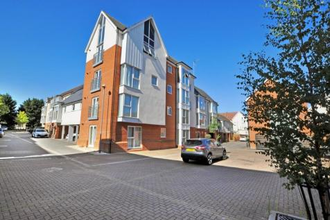 Pearl Square, Great Baddow, Chelmsford, CM2. 2 bedroom apartment