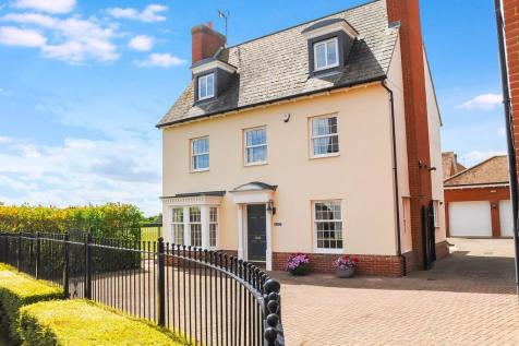 Wharton Drive, Beaulieu Park, Chelmsford, CM1. 5 bedroom detached house