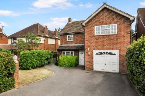 Tabors Avenue, Chelmsford, CM2. 4 bedroom detached house