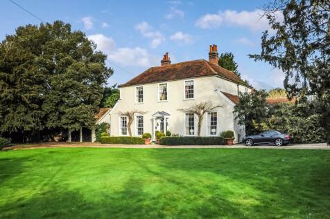 Church Road, Boreham , Chelmsford, CM3. 6 bedroom detached house