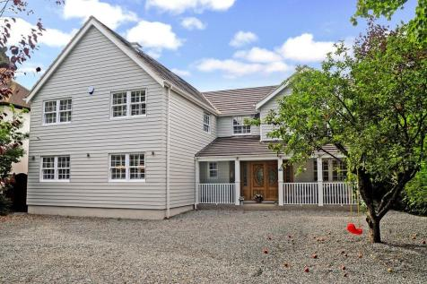 Hyde Lane, Danbury, Chelmsford, CM3. 6 bedroom detached house