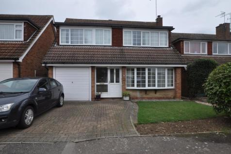 Pertwee Drive, Chelmsford, Chelmsford, CM2. 4 bedroom detached house