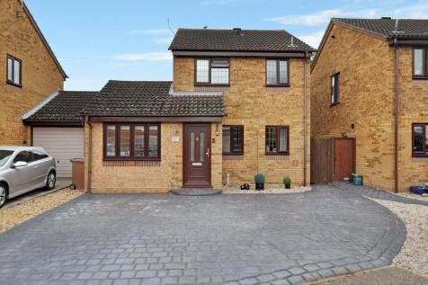 Rubens Gate, Chelmsford, CM1. 3 bedroom detached house