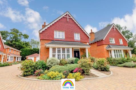 Fivens Place, Horsham. 4 bedroom detached house