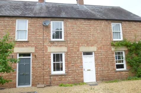 The Street, South Luffenham. 2 bedroom semi-detached house