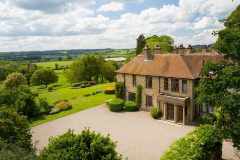 Leysthorpe Hall, Leyshorpe, Oswaldkirk, York. 9 bedroom detached house for sale